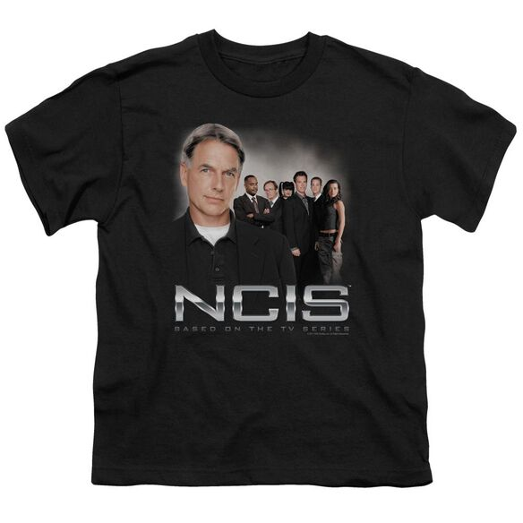 Ncis Investigators Short Sleeve Youth T-Shirt