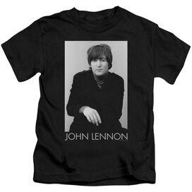 John Lennon Ex Beatle Short Sleeve Juvenile T-Shirt
