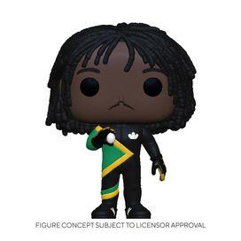Funko Pop! Movies: Cool Runnings- Sanka Coffie