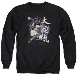 Naruto Leaves Headband Adult Crewneck Sweatshirt