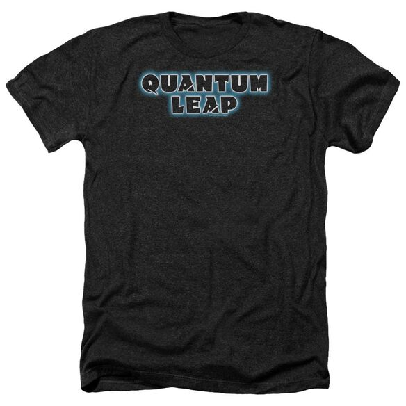 Quantum Leap Logo Adult Heather