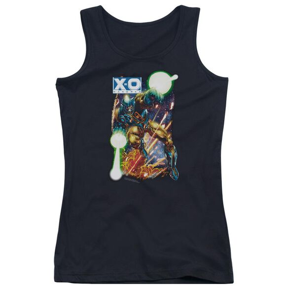 Xo Manowar Vintage Xo Juniors Tank Top