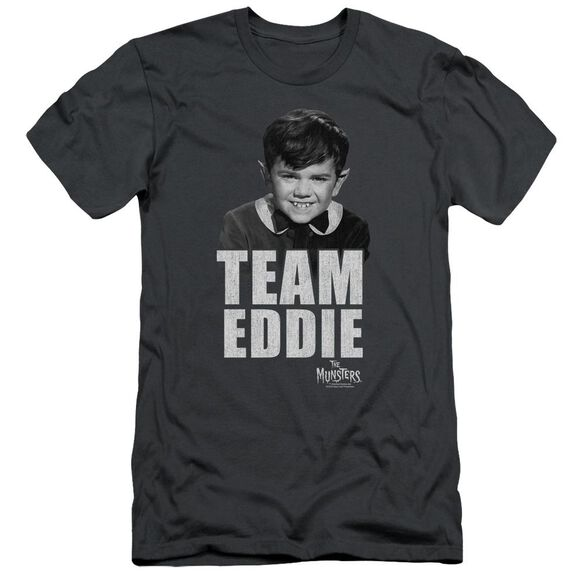 The Munsters Team Edward Short Sleeve Adult T-Shirt