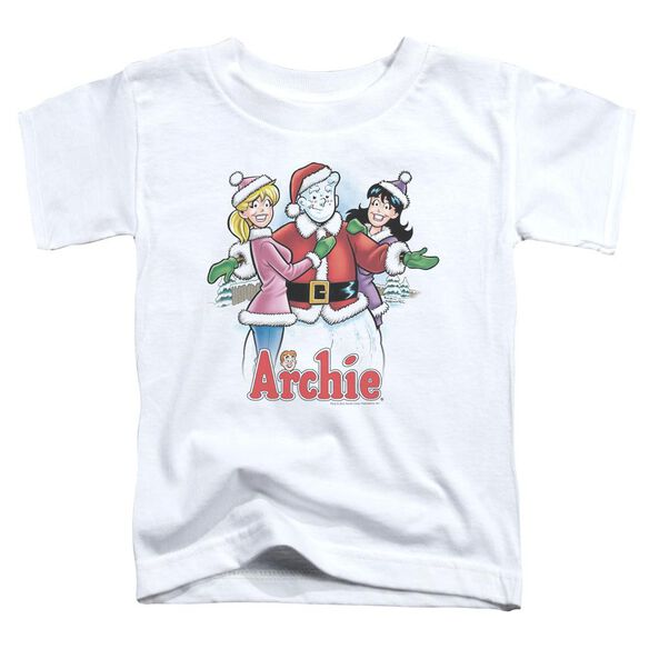Archie Comics Cover 223 Short Sleeve Toddler Tee White Sm T-Shirt