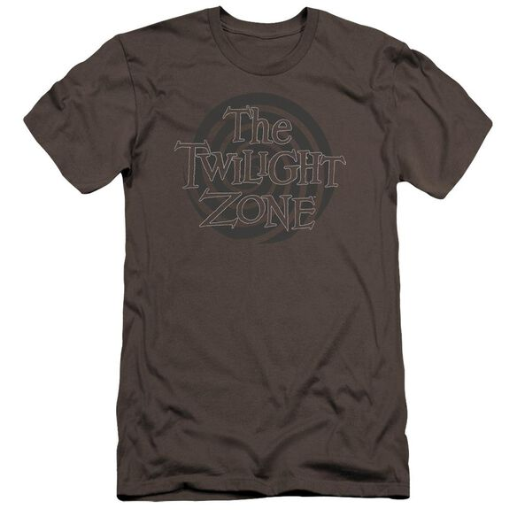 Twilight Zone Spiral Logo Premuim Canvas Adult Slim Fit