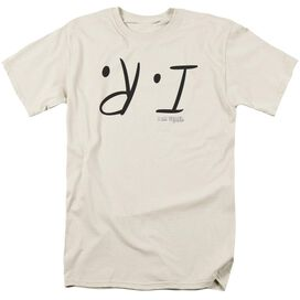 I Am Weasel I R Short Sleeve Adult Cream T-Shirt