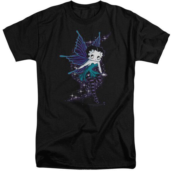 Betty Boop Sparkle Fairy Short Sleeve Adult Tall T-Shirt