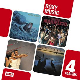 Roxy Music - Siren/Manifesto/Flesh and Blood/Avalon
