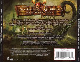 Hans Zimmer - Pirates of the Caribbean: Dead Man's Chest [Original Motion Picture Soundtrack]