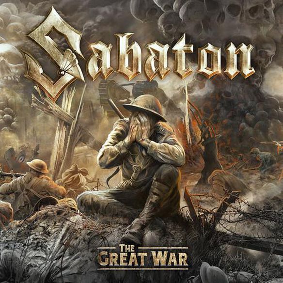 Sabaton - The Great War [Exclusive Orange with Brown Swirl Viny]