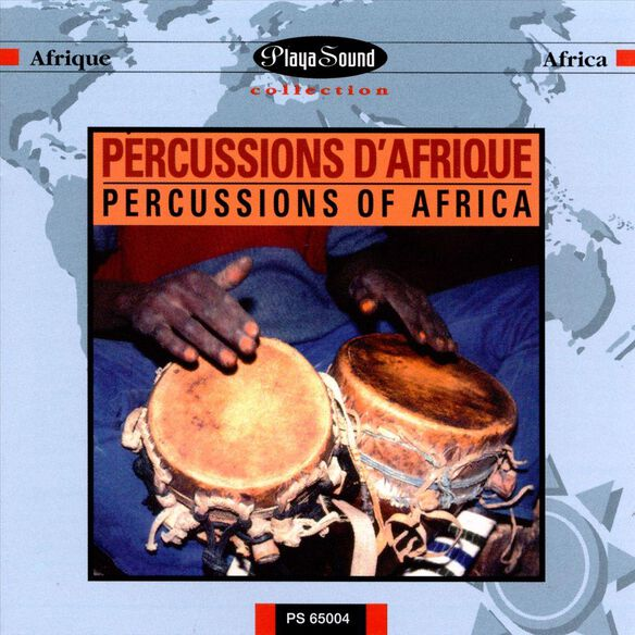 Percussions Of Africa