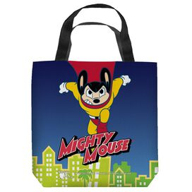 Cbs Tv Mighty Mouse City Watch Tote