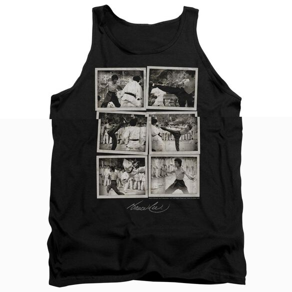 Bruce Lee Snap Shots Adult Tank