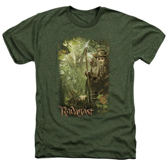 The Hobbit In The Woods Adult Heather Military
