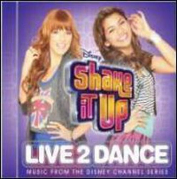 Shake It Up: Live 2 Dance (Can)
