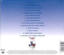 The Smurfs - Merry Christmas With The Smurfs