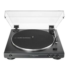 AudioTechnica AT-LP60X Fully Automatic Belt-Drive Stereo Turntable