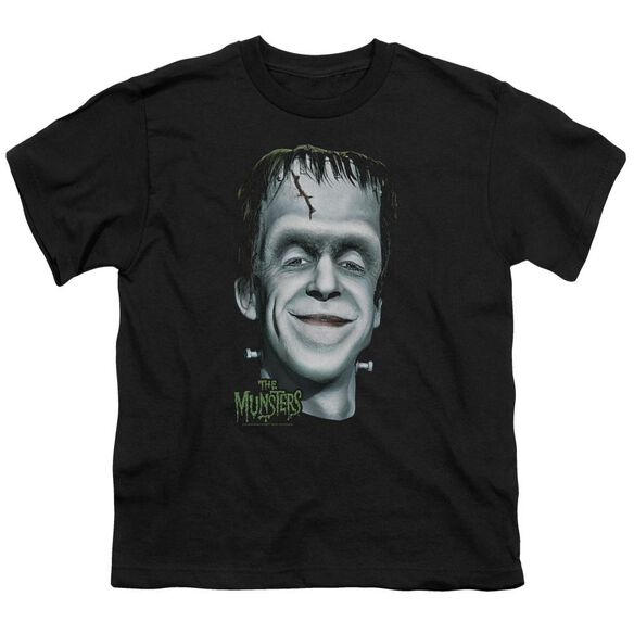 The Munsters Hermans Head Short Sleeve Youth T-Shirt