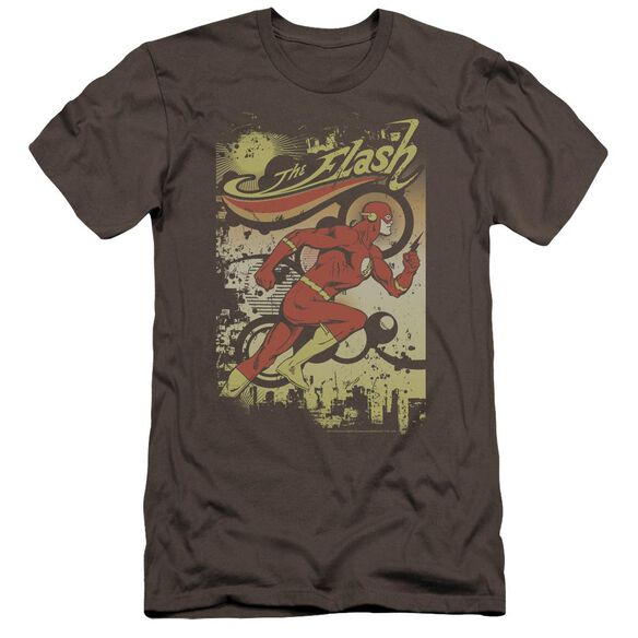 DC FLASH JUST PASSING THROUGH-HBO S/S T-Shirt