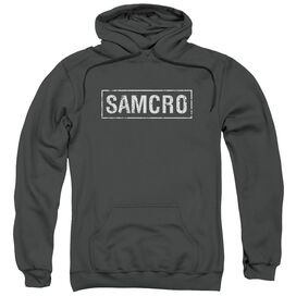 Sons Of Anarchy Samcro Adult Pull Over Hoodie