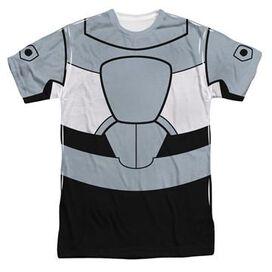 Teen Titans Go Cyborg Suit Sublimated T-Shirt