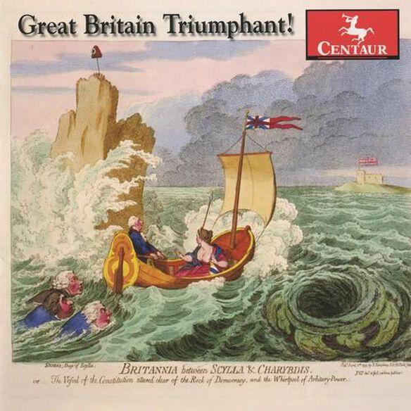 Great Britain Triumphant