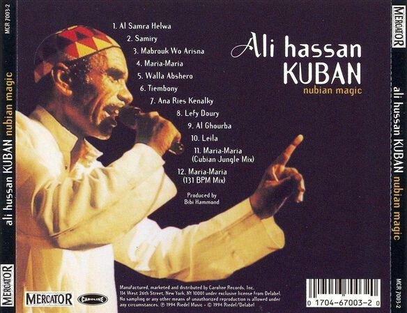 Nubian Magic 0895