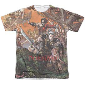 Zenoscope Neverland Adult Poly Cotton Short Sleeve Tee T-Shirt