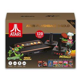 Atari Flashback 9 Gold HD Classic Game Console