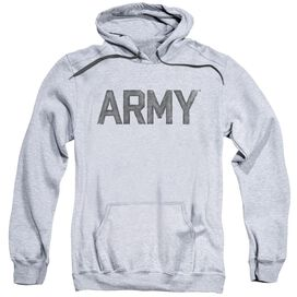 Army Star Adult Pull Over Hoodie Athletic