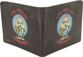 Breaking Bad Los Pollos Hermanos Wallet