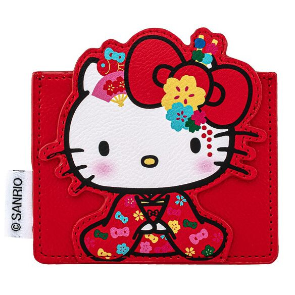 Loungefly Hello Kitty Credit Wallet Card Holder