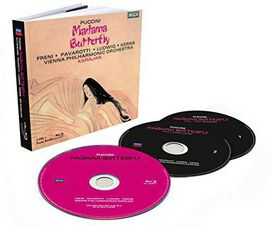 Luciano Pavarotti - Madama Butterfly