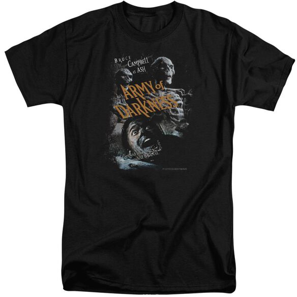 Army Of Darkness Covered Short Sleeve Adult Tall T-Shirt