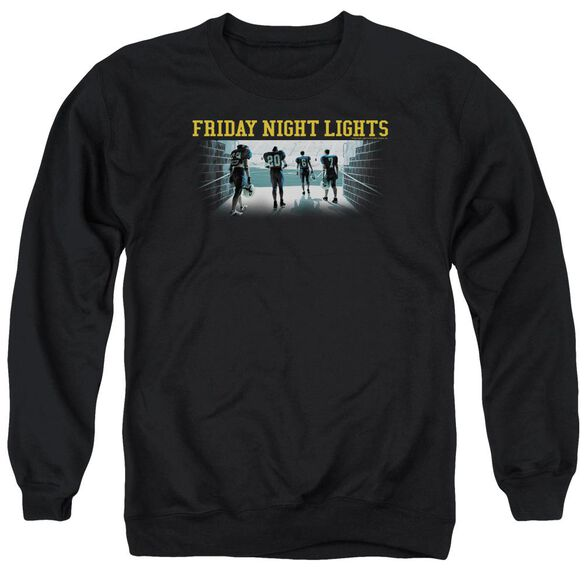 Friday Night Lights Game Time Adult Crewneck Sweatshirt