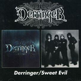 Rick Derringer - Derringer/Sweet Evil