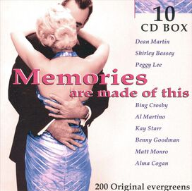 Various Artists - Memories Are Made of This [EMI Box Set]