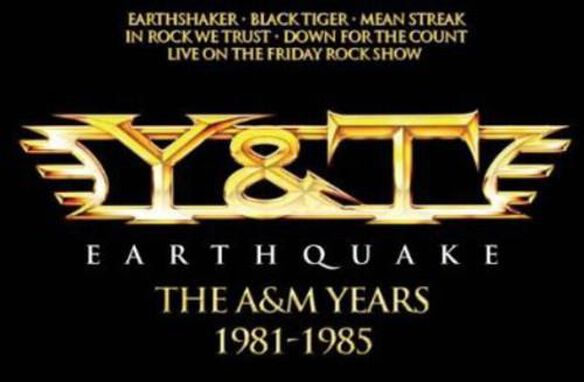 Earthquake: A&M Years (Hol)