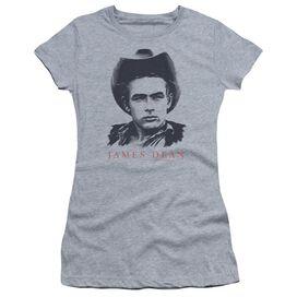 Dean New Cowboy Short Sleeve Junior Sheer Athletic T-Shirt