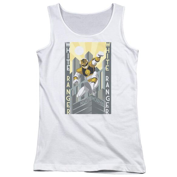 Power Rangers Ranger Deco Juniors Tank Top