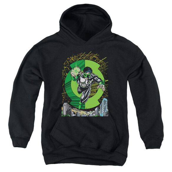 Green Lantern Gl #51 Cover Youth Pull Over Hoodie
