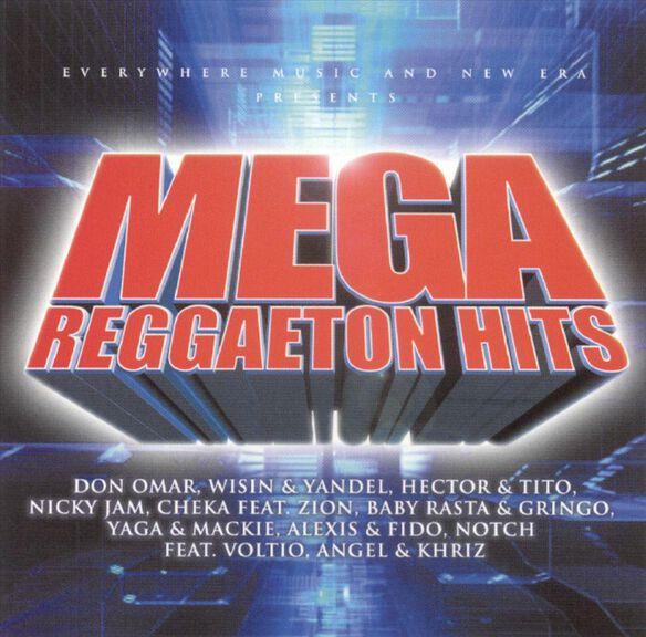 Mega Reggaeton Hits 0905