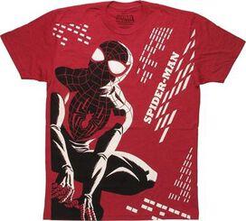 Spiderman 1 Michael Cho Variant Cover T-Shirt