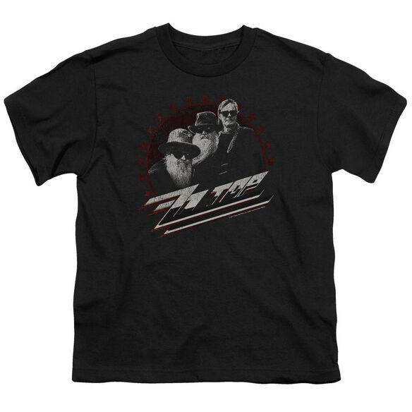 Zz Top The Boys Short Sleeve Youth T-Shirt