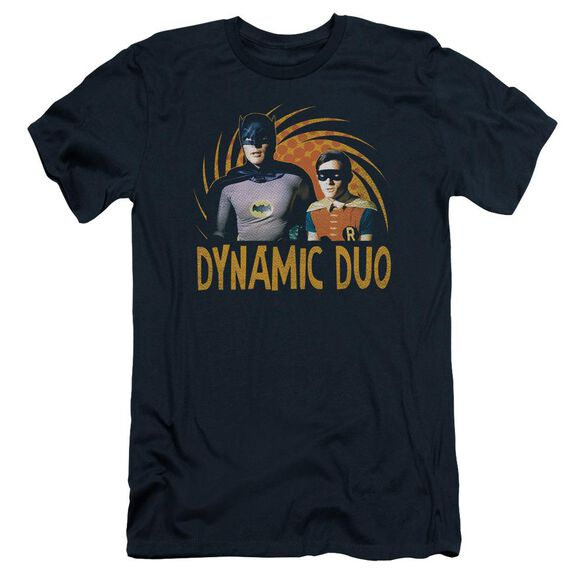 Batman Classic Tv Dynamic Short Sleeve Adult T-Shirt