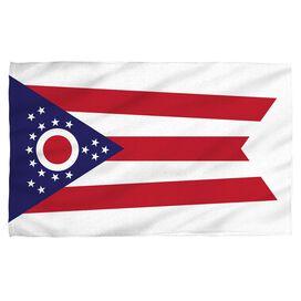 Ohio Flag Beach Towel