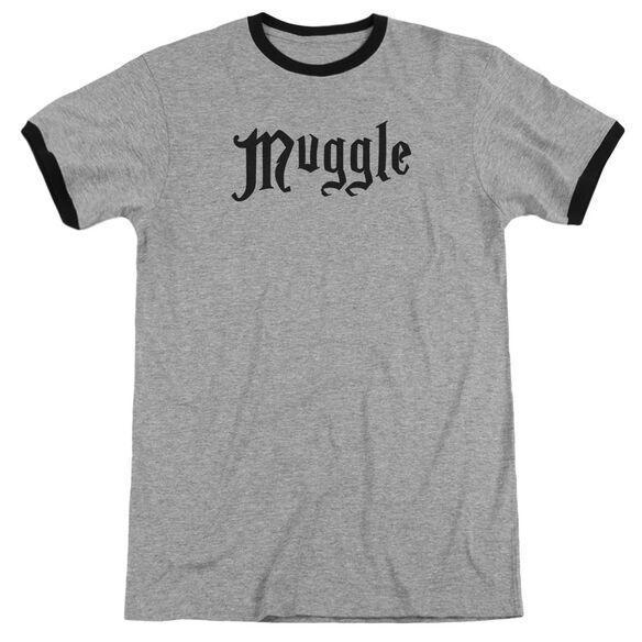 Harry Potter Muggle Adult Ringer Heather
