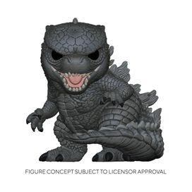 Funko Pop! Movies: Godzilla vs Kong- Godzilla 10 inch