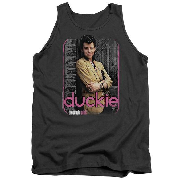 Pretty In Pink Just Duckie Adult Tank