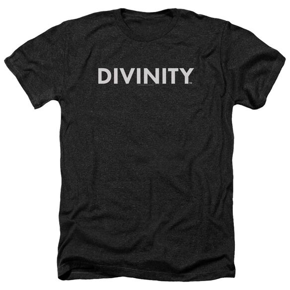 Valiant Divinity Logo Adult Heather